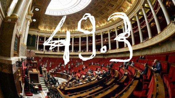 Le 49.3, arme fatale de la démocratie française ?