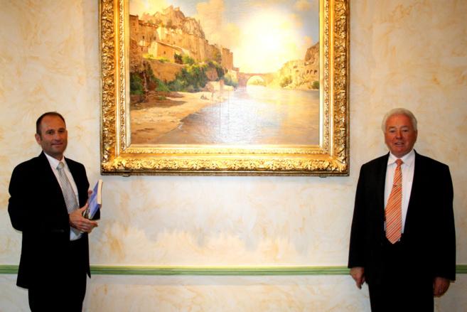 Sisteron propose une exposition-hommage à Etienne Philippe Martin !