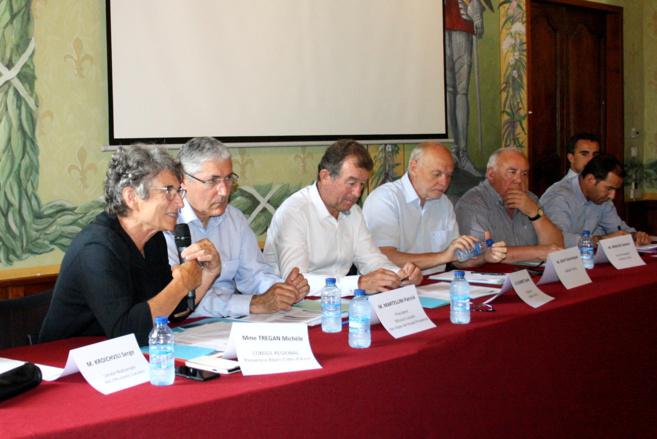 Les Missions Locales de la Région étaient réunies à Château-Arnoux !