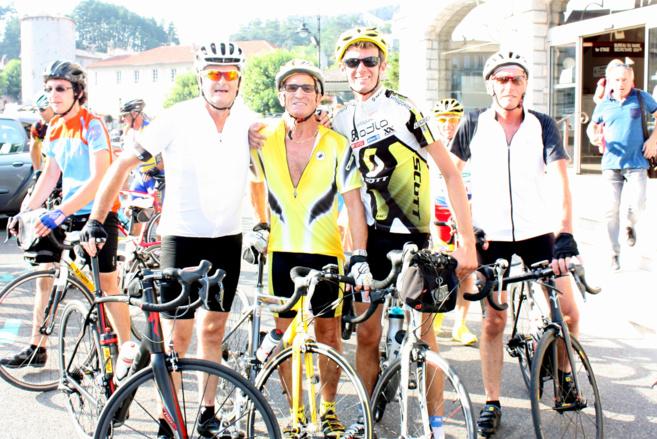 Un prof d'Histoire a fait le tour de France en vélo !