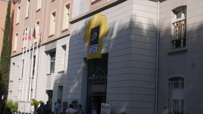 Digne a vécu à l'heure du Tour de France.