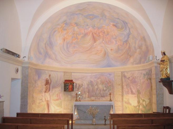 Monde déconnecté du monde céleste,  Jeanne Ricketts dévoile ses dernières œuvres au Château de Taulane