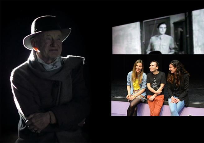 Edgar Morin, chronique d'un regard - Rencontre avec les réalisateurs.