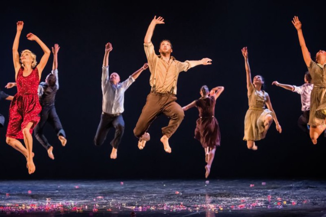 60ème Nuits de la Citadelle : Les Ballets Jazz de Montréal !