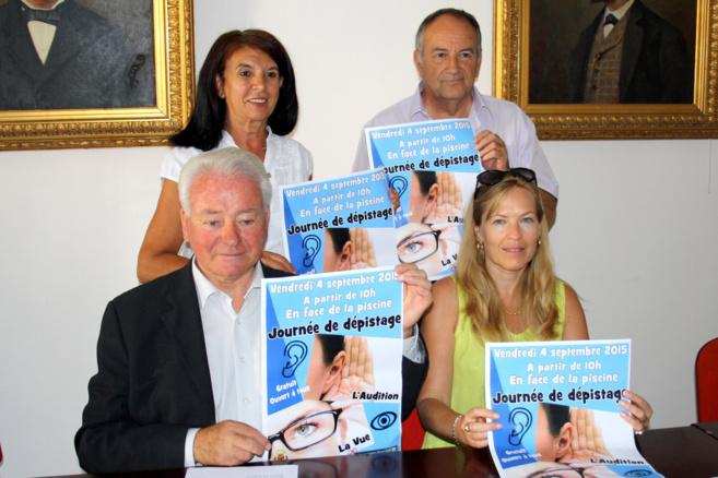 Sisteron souhaite amplifier la prévention en faveur de la santé !