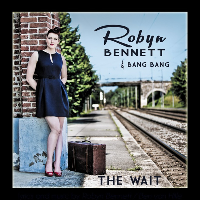 "Pochette de l'album ""The Wait"""
