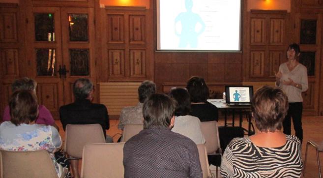 Digne a accueilli une conférence sur l'alimentation.