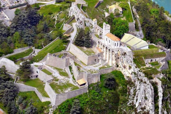 Le patrimoine Sisteronais star du week-end !