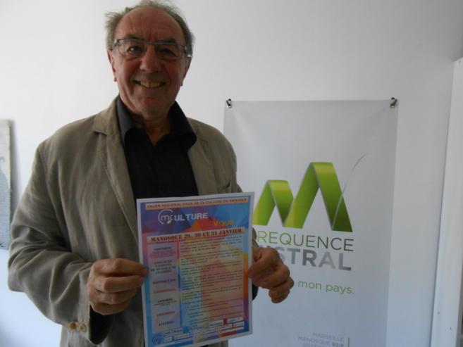 Manosque accueillera le premier salon régional de la culture en amateur