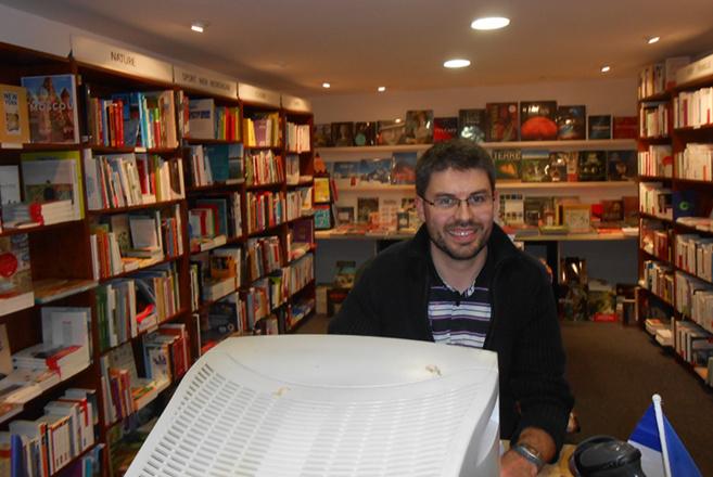 Olivier Roman - Librairie Au Poivre d'Ane
