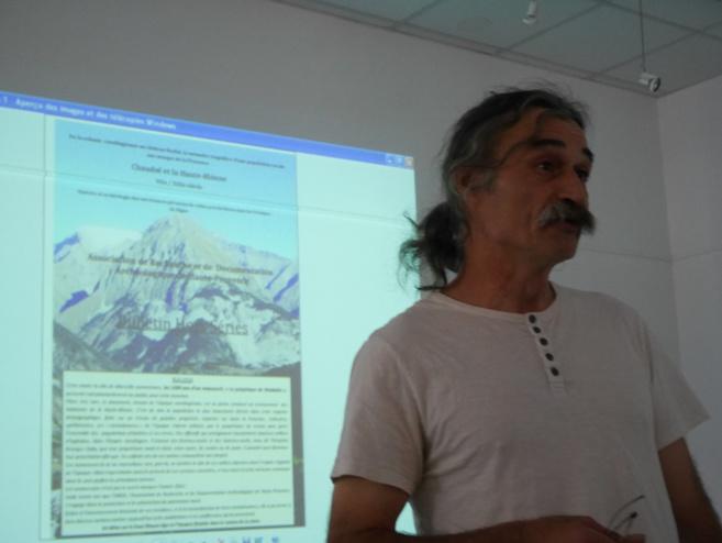 Les siècles enfouis du Pays Dignois dévoilés par  Daniel Vaissière