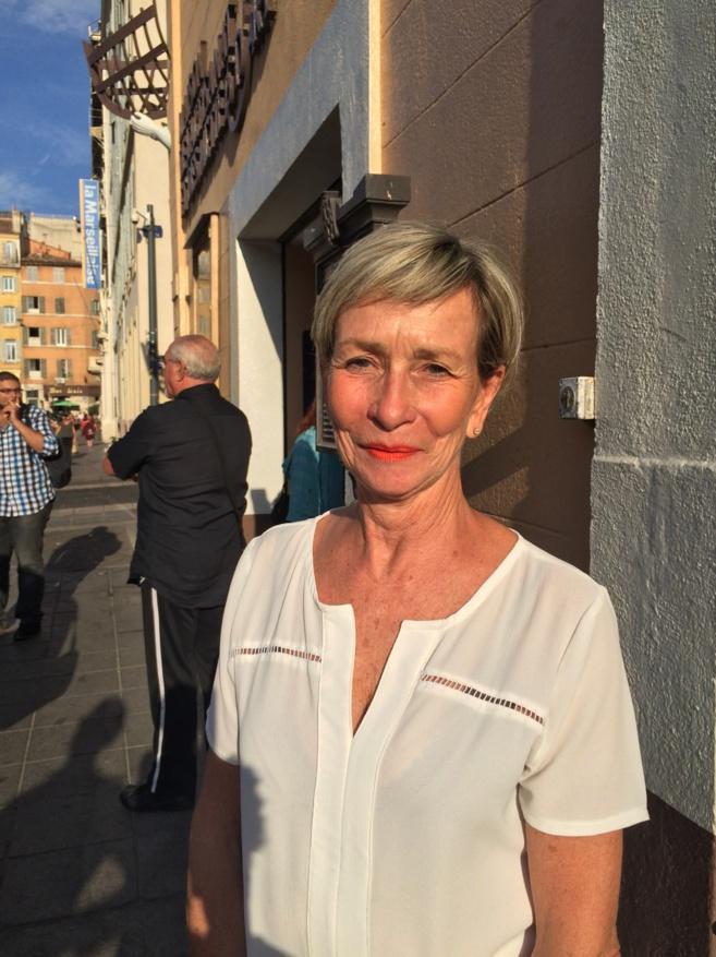 Anne-Marie D'Estienne D'Orves, attachée à la culture de la mairie de Marseille