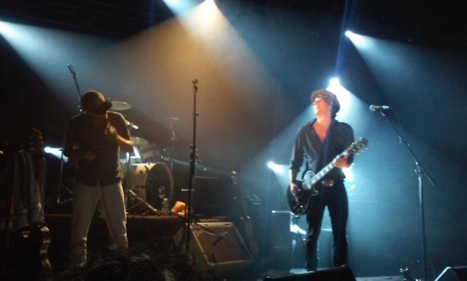 """Laurent""""Kebous"""" Bousquet & Napo Romero"""