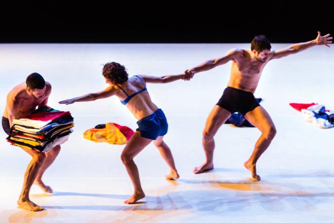 De la danse pour débuter la nouvelle saison du théâtre Durance ce vendredi 9 octobre !