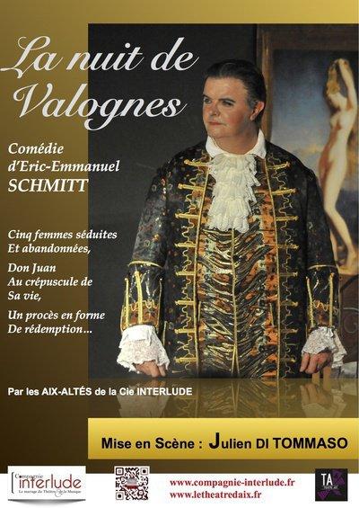 Mesdames vous en rêviez, la Compagnie Interlude le fait, Don Juan sera jugé à Gréoux