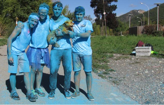 Courir contre le cancer, une belle initiative des lycéens de Pierre Gilles de Gennes