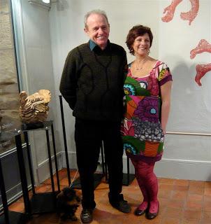 Chantal Torre et Alain Bergé