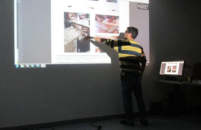 Invité à l'IDBL, Marcos Avila Forero expose à Digne