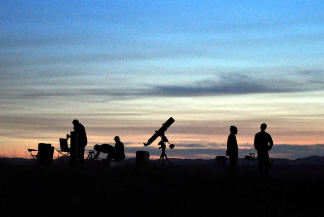 Observation du soleil et des étoiles samedi à Ribiers !