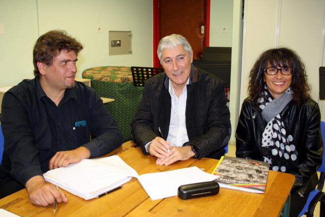 La Mission Locale et le Rotary Club de Sisteron réaffirment leur partenariat !