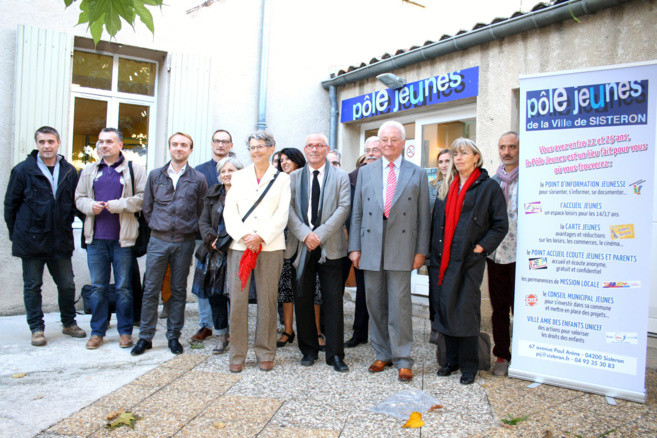 Sisteron ouvre un point d'accueil écoute jeunes et parents !