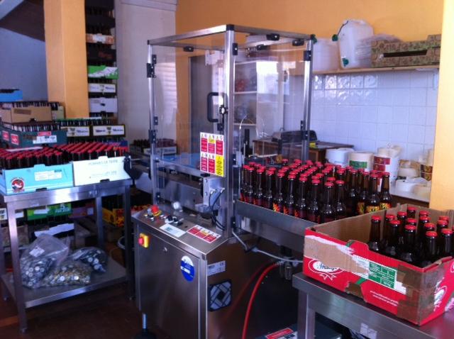 Une bière 100% bio et artisanale, made in Hautes Alpes!