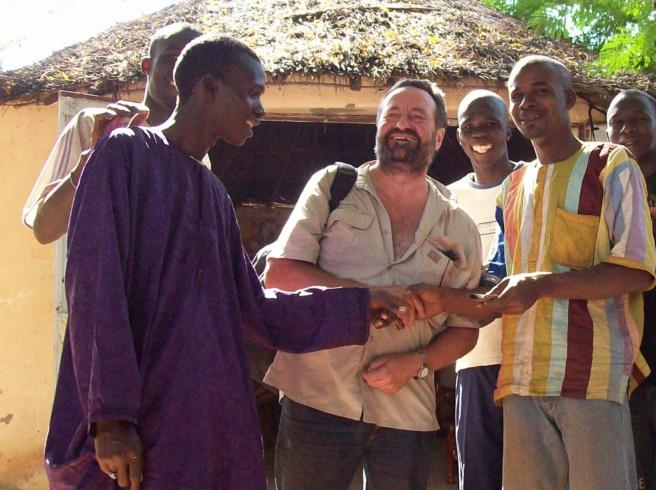 Née à Thorame près de Castellane, l'ONG ICD-Afrique agit pour la solidarité internationale
