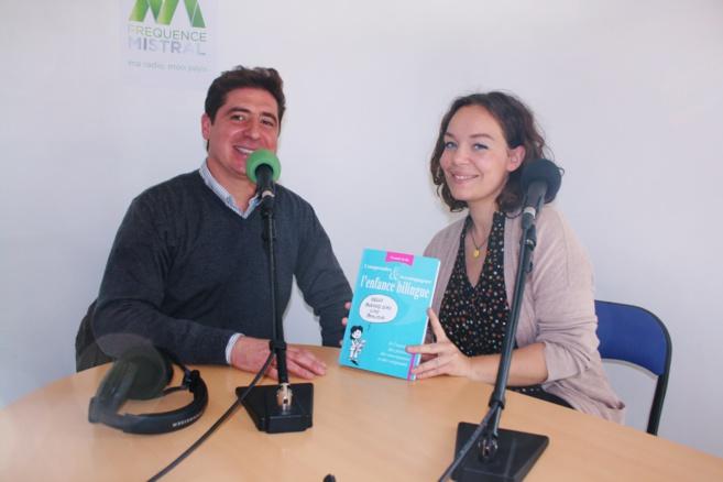 Franck Scola met les polyglottes en herbe au coeur d'un livre sur le bilinguisme