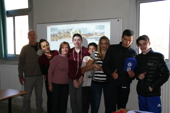 Atelier et Classe relais contre l'échec scolaire au collège Mauzan de Gap