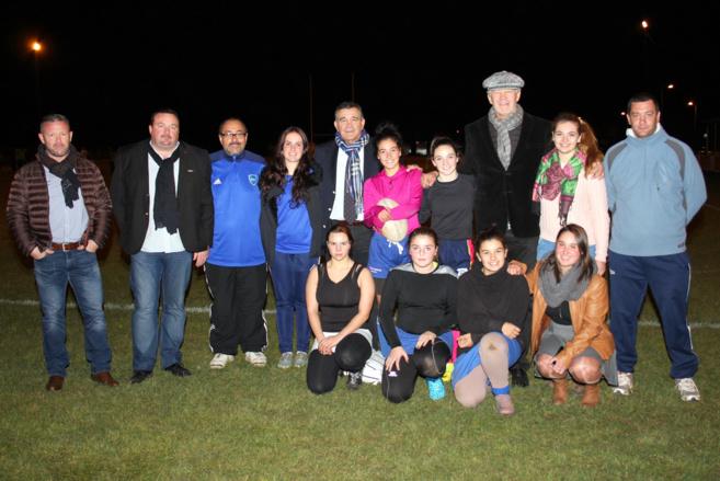 Des grands serviteurs du rugby à Sisteron !
