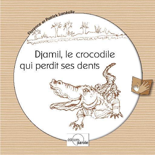 « Djamil le crocodile » : un livre pour petits et grands sur la différence.