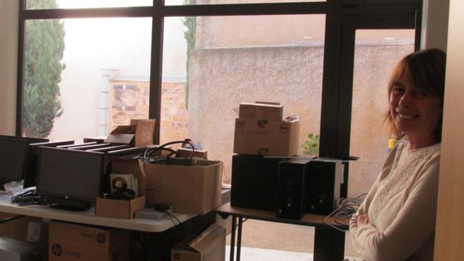 La médiathèque de Digne fermée pour renouveler son matériel informatique