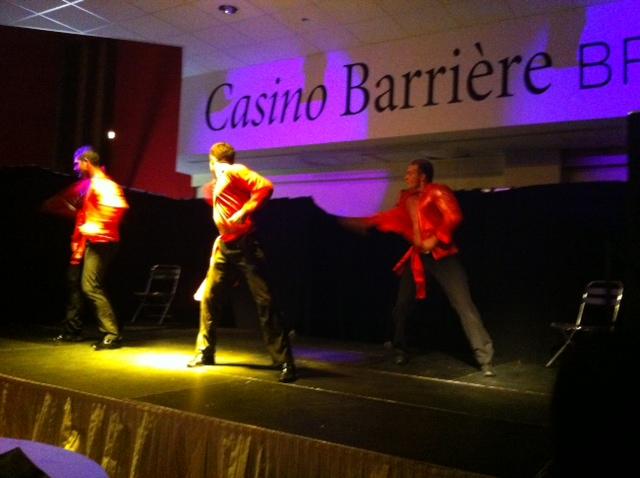 Bodyexciting au Casino Barrière de Briançon