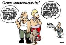 Le FN en tête pour le second tour des élections régionales, vers un nouveau 2002, pourquoi ?