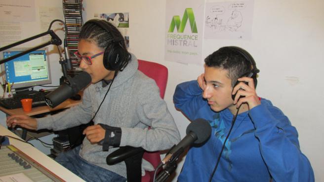 Antoine et Aymeric - Emissions musicales