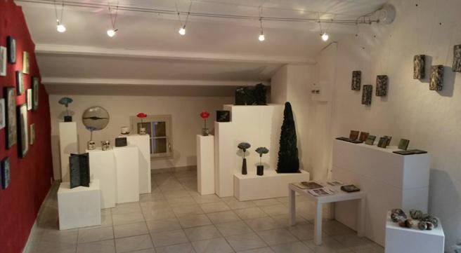 A Bargème, exposition « les quatre fées d'hiver » jusqu'au 20 décembre