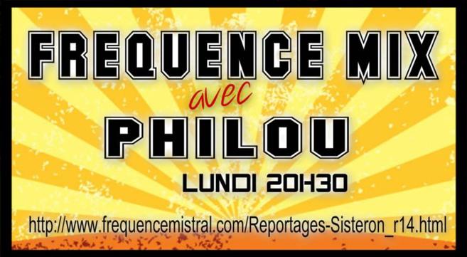 FRÉQUENCE MIX - LUNDI 14 DÉCEMBRE 2015 !