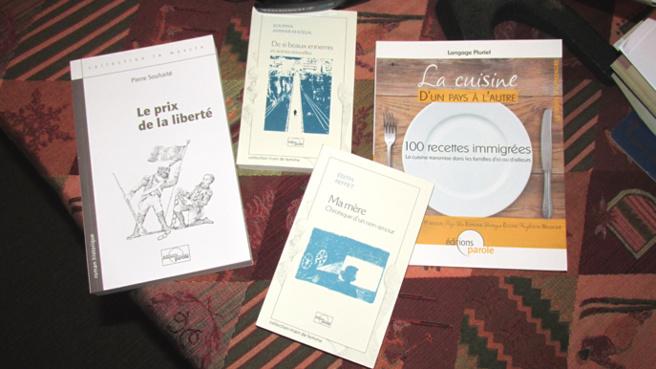 Les Livres ont la Parole - 17/12/2015