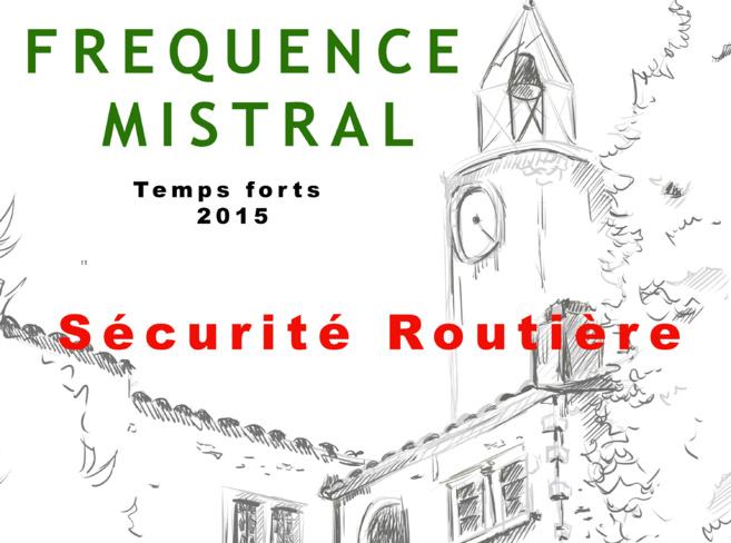 TEMPS FORTS DE L'ANNEE 2015 SUR FREQUENCE MISTRAL
