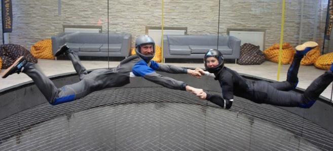 A Tallard, on peut tester les frissons que procure le saut en parachute