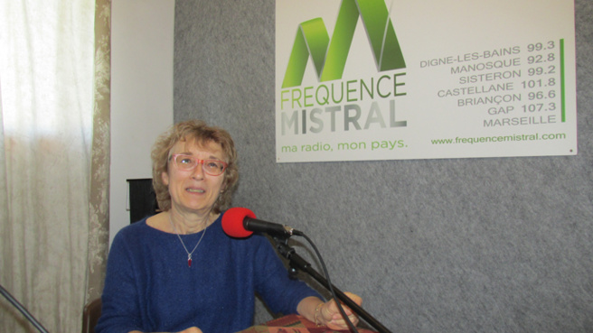 Martine Meunier Directrice de l'Office de Tourisme