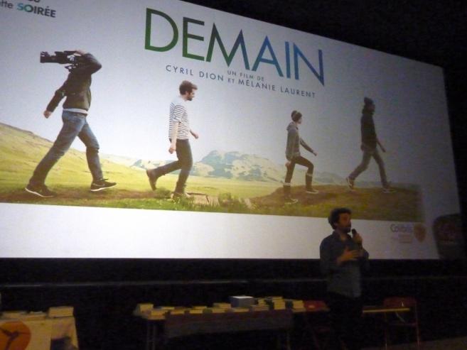 Comment aller vers un monde vivable ? Réponse de Cyril Dion, réalisateur du film « DEMAIN »