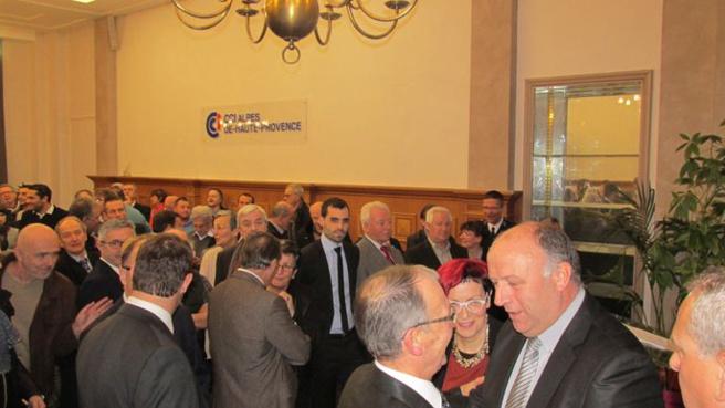 Cohésion et solidarité pour les chambres consulaires du 04