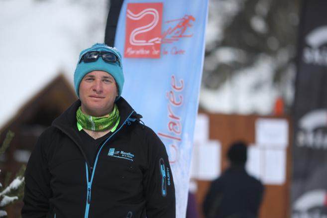 Gautier Monnet : Marathon de la Clarée