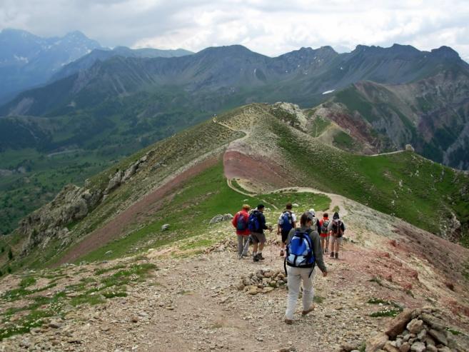 Sisteron rando, une association pour découvrir les magnifiques sommets de notre Région !