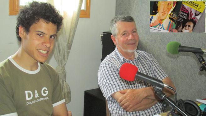 Nicolas Cucchietti et Régis Coulange