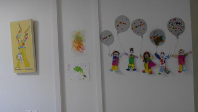 Le Centre d'Action Médico-Sociale Précoce dans ses nouveaux locaux à Digne.