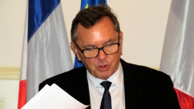 A Digne, le Préfet Guérin dresse le bilan de la sécurité publique.