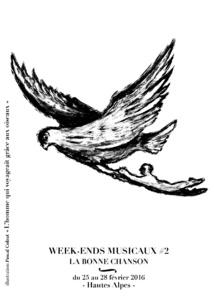 Le deuxième week-end musical de Chaillol, c'est ce soir !