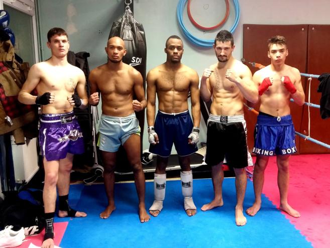 Entrez dans l'arène ce vendredi 4 mars à Château-Arnoux Saint-Auban avec le Boxing Val Durance !